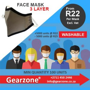 Gearzone Masks